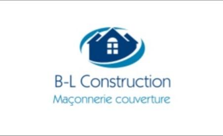 Logo de Bl construction, société de travaux en Maçonnerie : construction de murs, cloisons, murage de porte