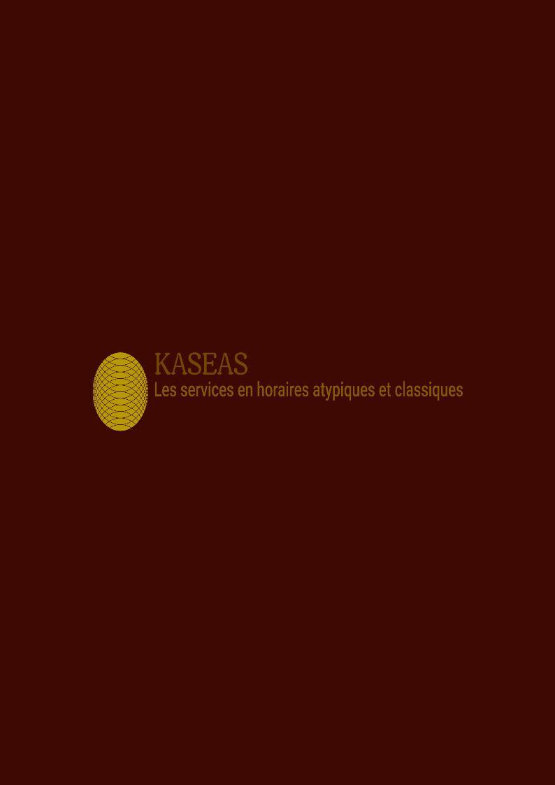 Logo de KASEAS, société de travaux en Service à la personne