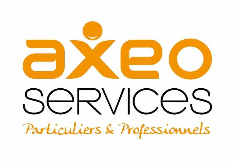 Logo de AXEO SERVICES, société de travaux en Nettoyage de copropriété