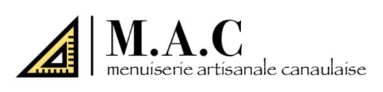 Logo de Menuiserie Artisanale Canaulaise, société de travaux en Fabrication de meubles en bois sur mesure