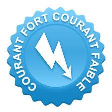 Logo de E.C.F. ÉLECTRICITÉ COURANT FAIBLE, société de travaux en Fourniture et installation de cuisine complète