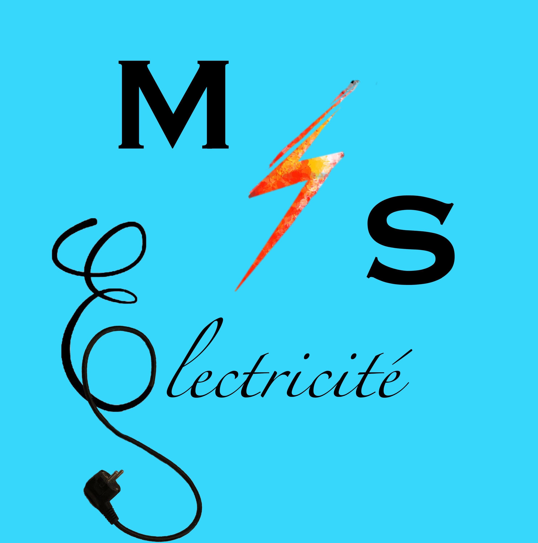 Logo de M et S electricité, société de travaux en Installation électrique : rénovation complète ou partielle