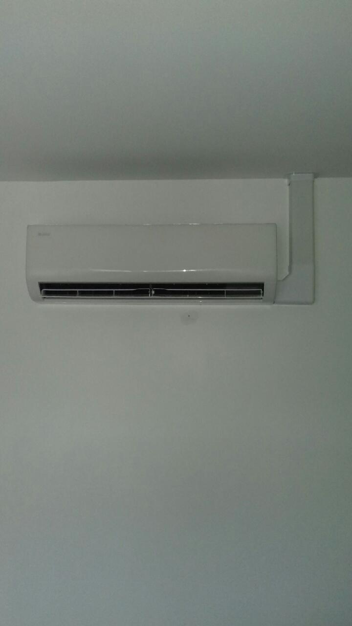 1MULTI SERVICE NETTOYAGE COURTAGE, artisan spécialisé en Fourniture et pose d'une climatisation réversible / chauffage