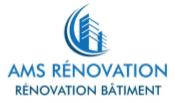 Logo de AMS, société de travaux en Installation électrique : rénovation complète ou partielle