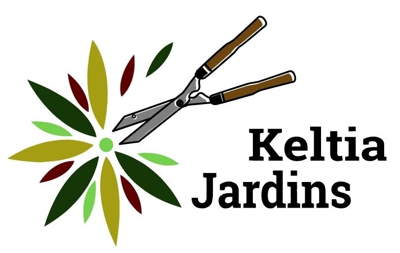 Logo de Keltia Jardins, société de travaux en Entretien de jardin (ponctuel ou à l'année)