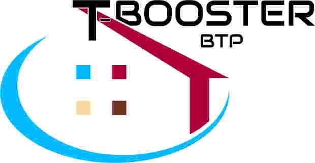 Logo de T BOOSTER BTP, société de travaux en Installation électrique : rénovation complète ou partielle