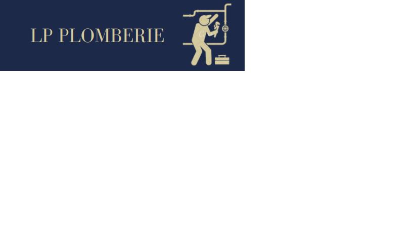 Logo de LP PLOMBERIE, société de travaux en Plomberie : installation ou rénovation complète