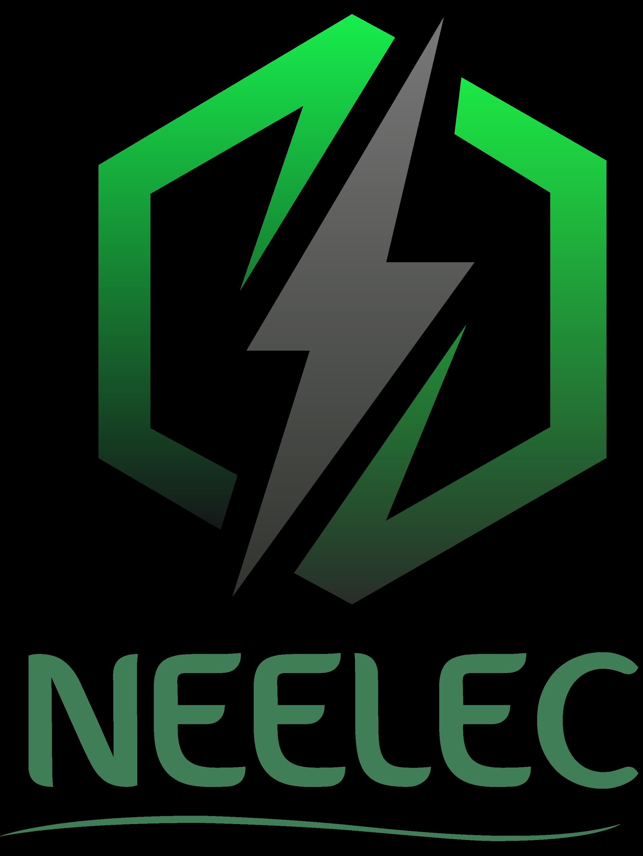 Logo de NEELEC, société de travaux en Installation électrique : rénovation complète ou partielle