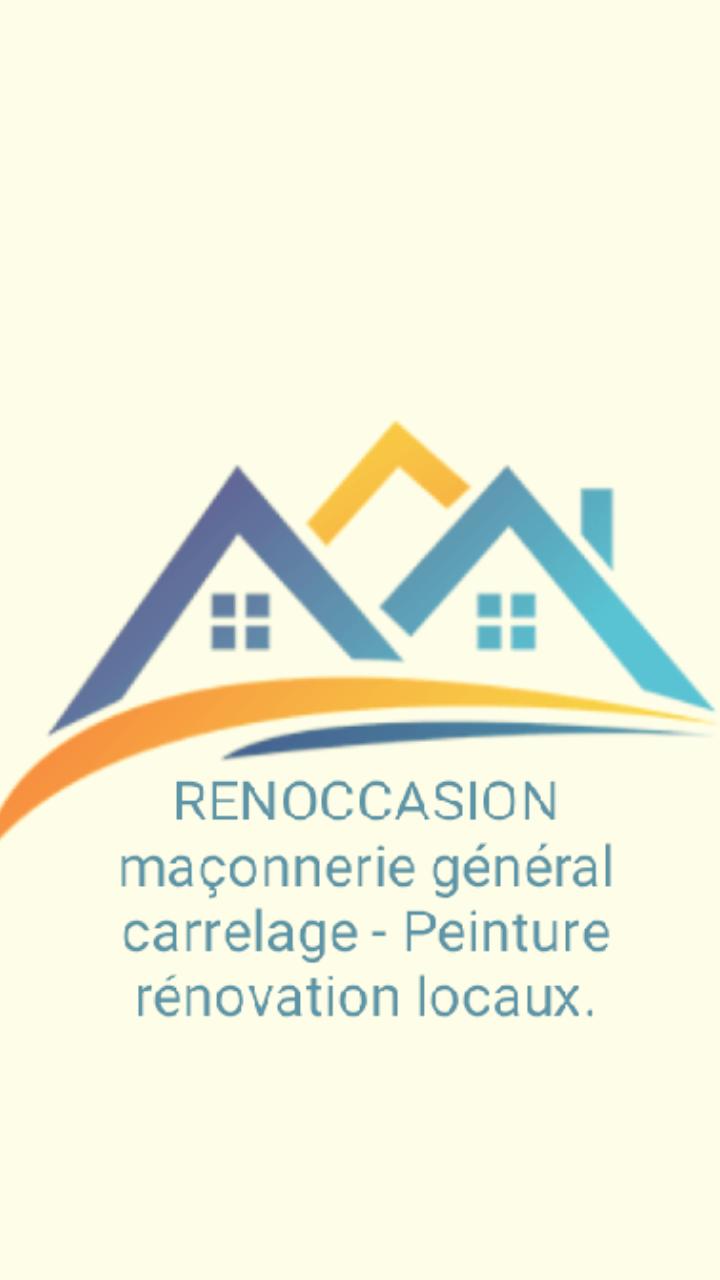 Logo de RENOCCASION, société de travaux en Aménagement de combles