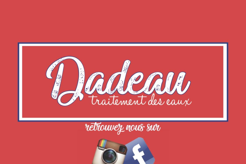 Logo de Dadeau, société de travaux en Construction de piscines