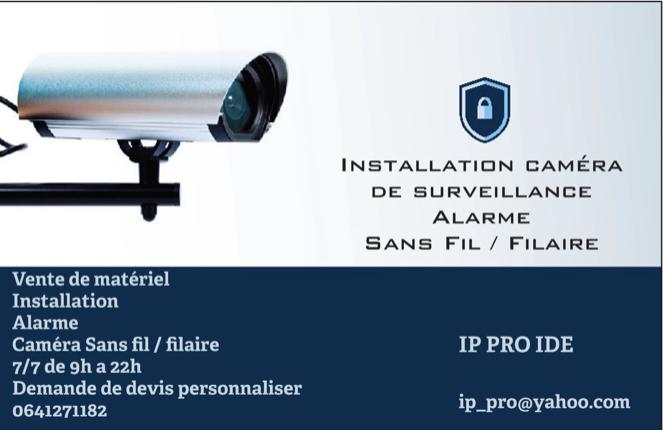 Société IP PRO IDF