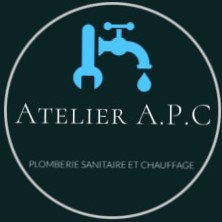 Logo de Atelier A.P.C., société de travaux en Création complète de salle de bains
