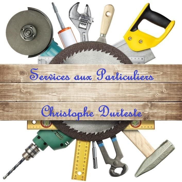 Logo de Services aux Particuliers, société de travaux en Fourniture et remplacement de porte ou fenêtre en bois