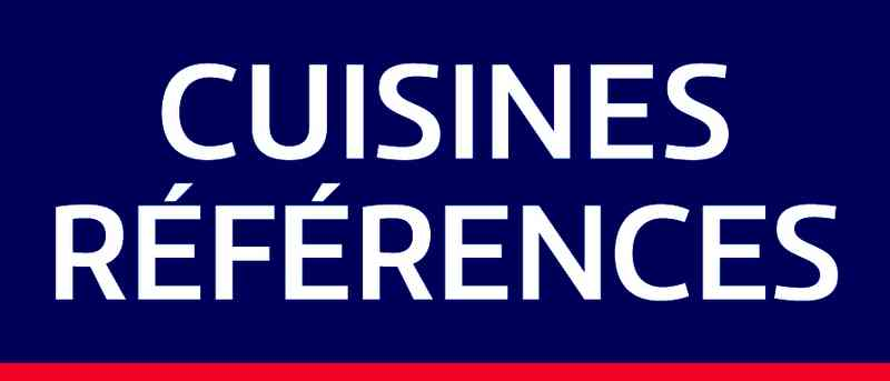 Logo de CUISINES REFERENCES, société de travaux en Cuisine : aménagement et réalisation