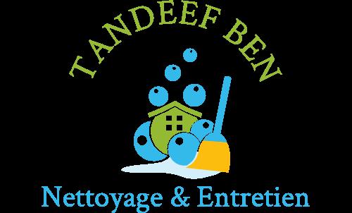 Logo de Tandeef Ben, société de travaux en Nettoyage de copropriété