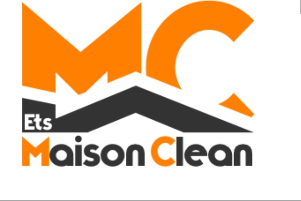 Logo de MAISON CLEAN, société de travaux en Etanchéité - Isolation des toitures