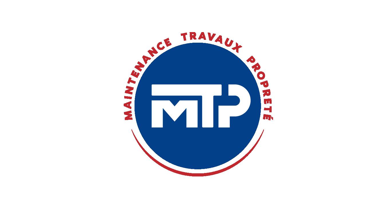 Logo de MTP services, société de travaux en Nettoyage de copropriété