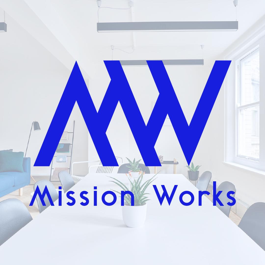 Logo de Mission works, société de travaux en Rénovation complète d'appartements, pavillons, bureaux