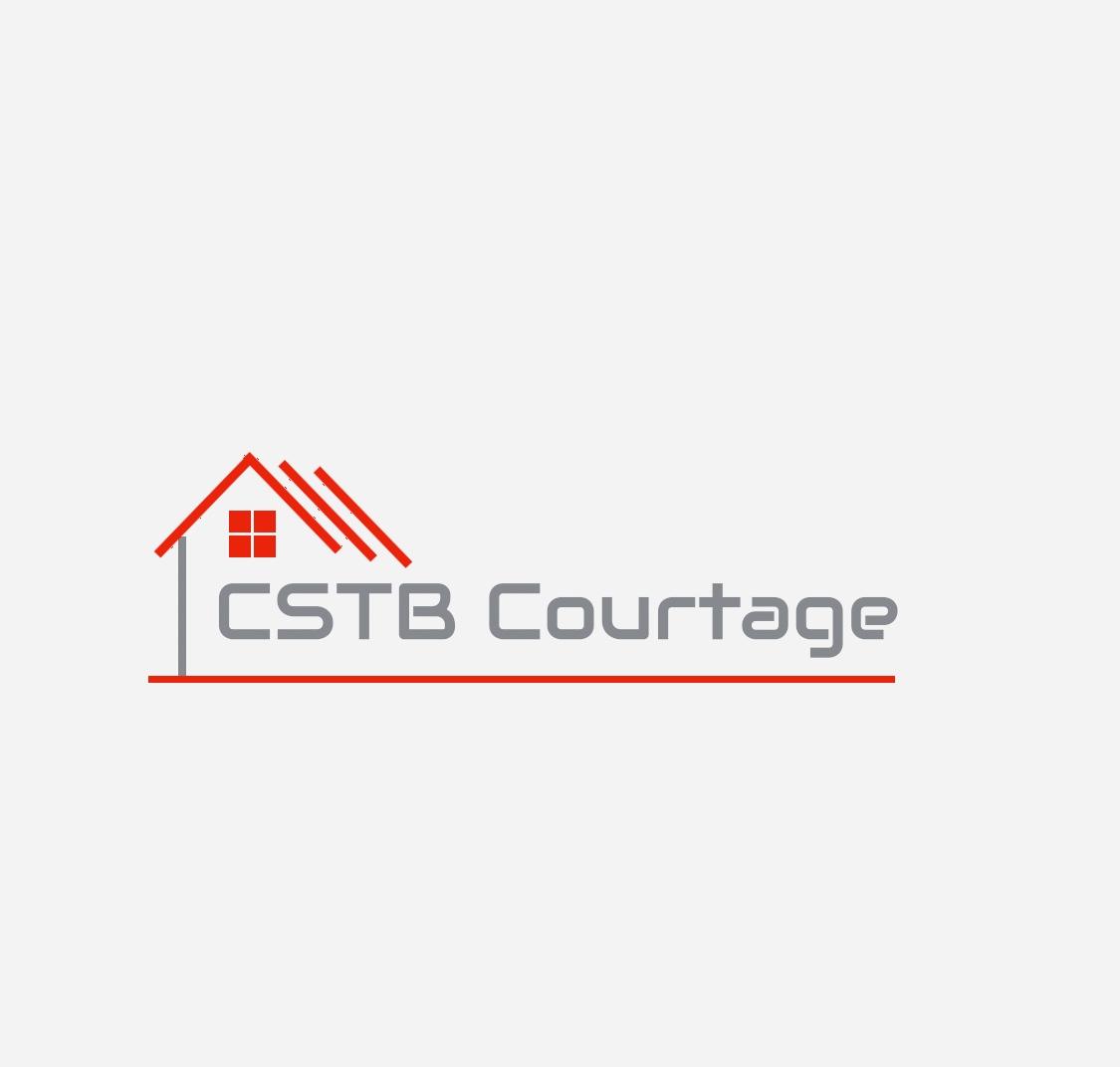 Logo de CSTB Courtage, société de travaux en Peinture : mur, sol, plafond