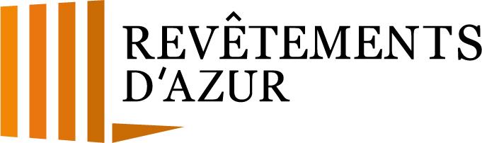Logo de Revetements d azur, société de travaux en Peinture : mur, sol, plafond