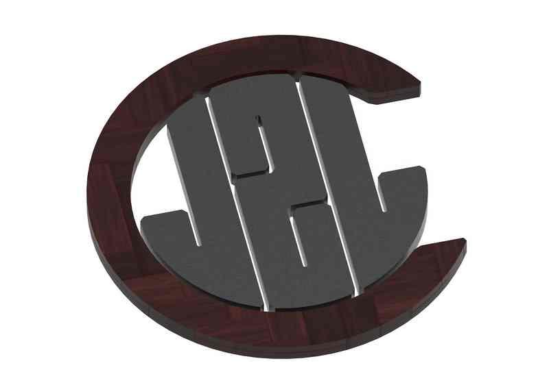 Logo de J2L CREATIONS, société de travaux en Fabrication de meubles en bois sur mesure