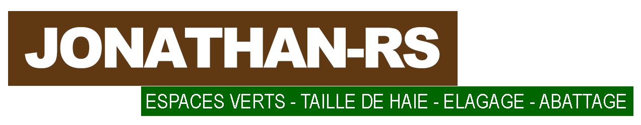 Logo de JONATHAN-RS, société de travaux en Création de jardins, pelouses et de parcs
