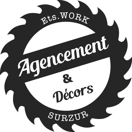 Logo de Work Agencement & Décors, société de travaux en Aménagement dressing