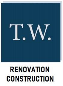 Logo de T.W., société de travaux en Aménagement de combles