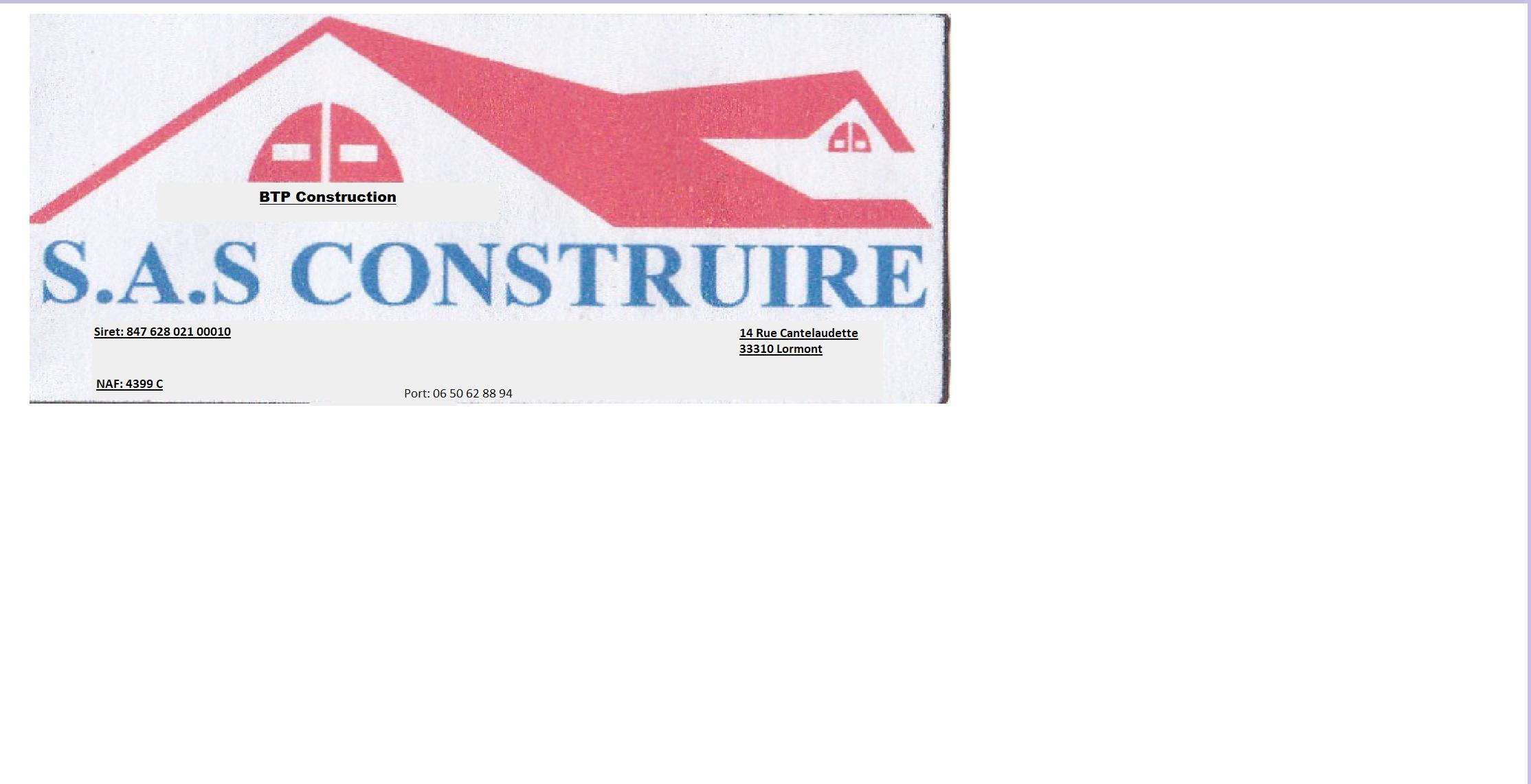 Logo de Presidente, société de travaux en Construction, murs, cloisons, plafonds