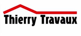 Logo de THIERRY TRAVAUX, société de travaux en Construction, murs, cloisons, plafonds