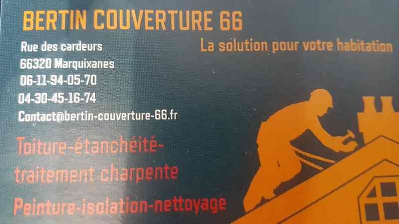 BERTIN COUVERTURE 66