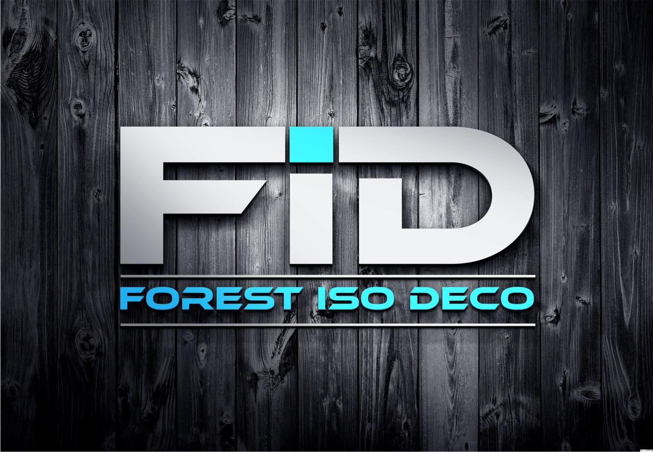 Logo de Forest Isolation Cloisons Decoration, société de travaux en Nettoyage de toitures - façades - bardages
