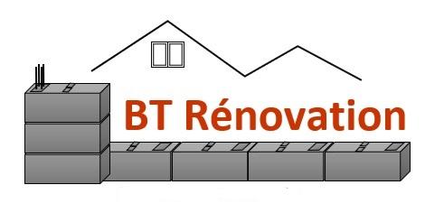 Logo de BT Rénovation, société de travaux en Motorisation pour fermeture de portes et portails