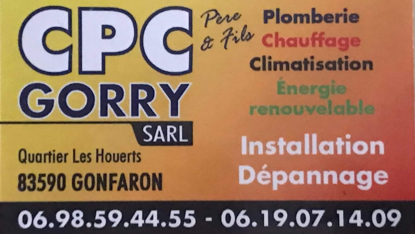 Logo de CPC Gorry, société de travaux en Création complète de salle de bains