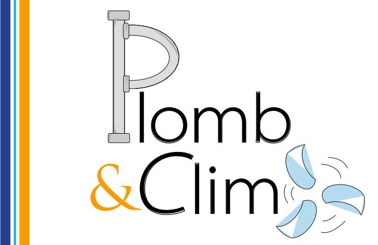 Logo de PLOMB & CLIM, société de travaux en Fourniture et pose d'une climatisation réversible / chauffage