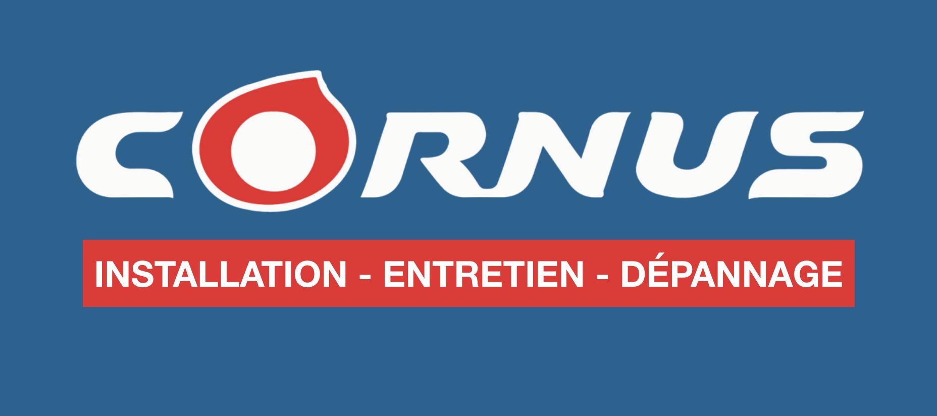 Logo de CORNUS, société de travaux en Installation électrique : rénovation complète ou partielle