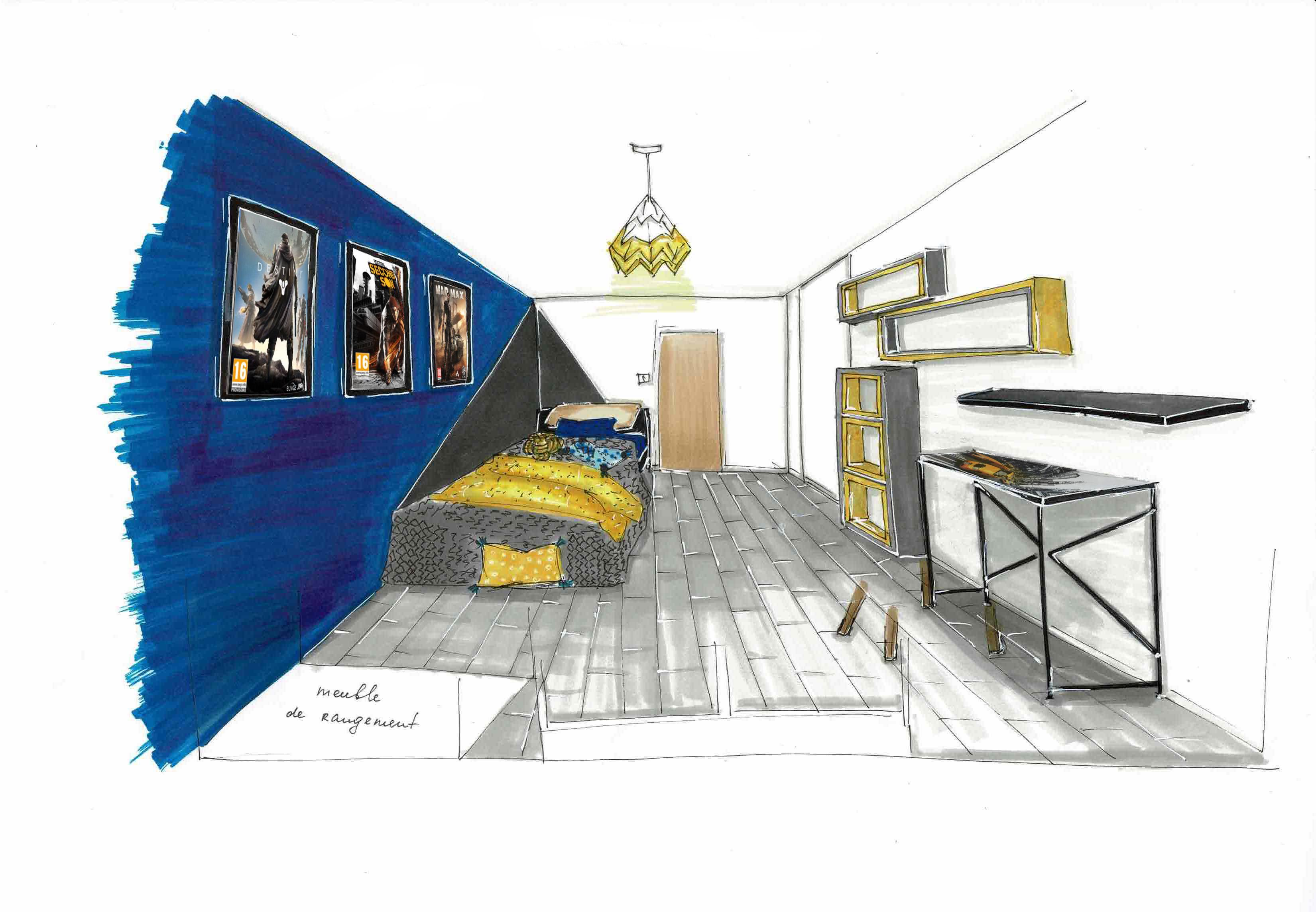 Pinksapce, artisan spécialisé en Architecture d'intérieur