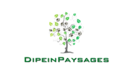 Logo de Dipein Paysages, société de travaux en Création de jardins, pelouses et de parcs