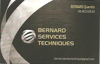 BERNARD SERVICES TECHNIQUES