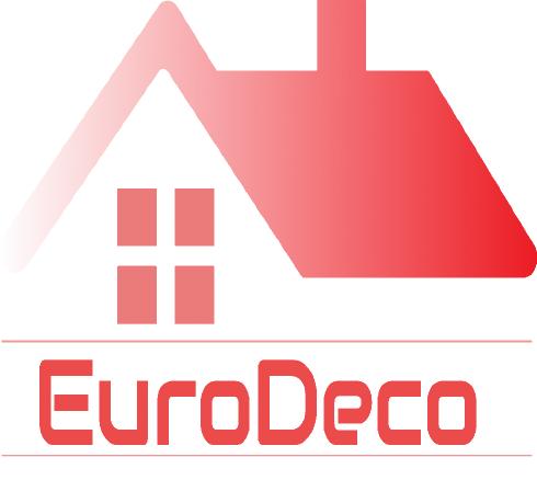 Logo de EURO DECO, société de travaux en Peinture : mur, sol, plafond