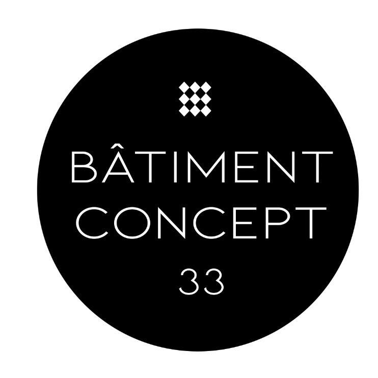 Logo de Bâtiment concept 33, société de travaux en Isolation thermique des façades / murs extérieurs