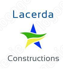 Logo de Lacerda Constructions, société de travaux en Construction de maison