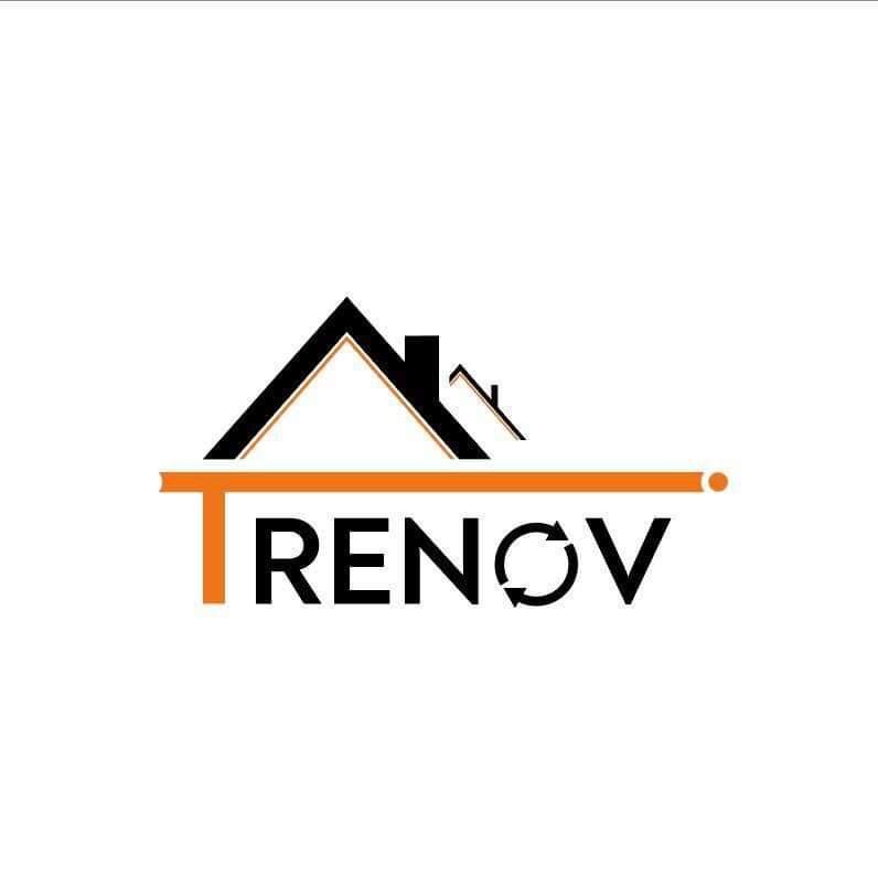 Logo de T'Rénov, société de travaux en Fourniture et pose de faux plafonds